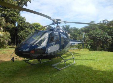 Bapteme de l'air en hélicoptère
