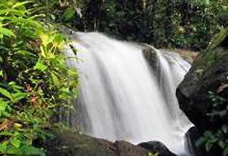 Cascades du Fourgassié
