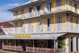Hôtel des Palmistes - Cayenne